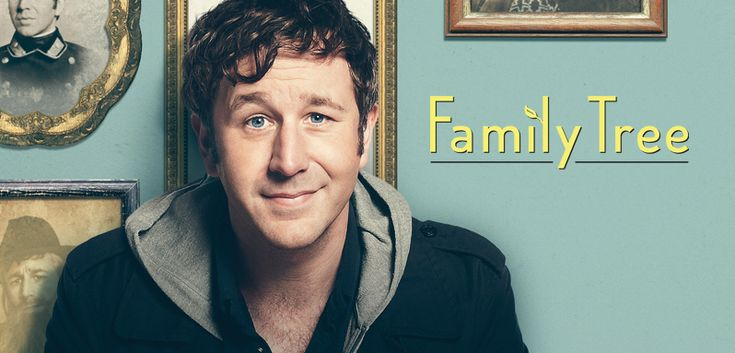 Chris O'Dowd in Family Tree