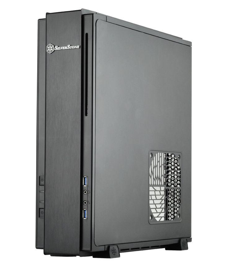 SilverStone Technology Milo Z Mini-ITX / DTX Small Form