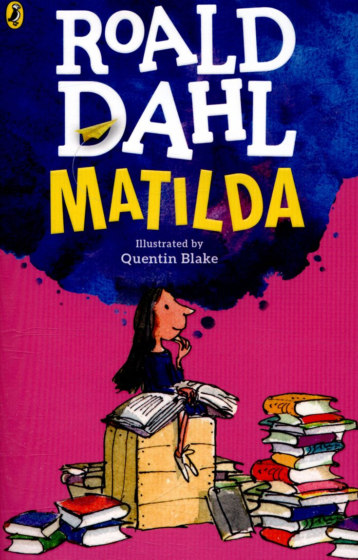Matilda Wormwood's father thinks she's a little scab. Matilda's mother spends…