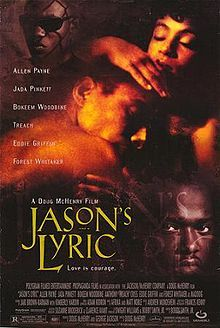 """The melody of love: Jason (Allen Payne, """"House of Payne"""") is the African-American """"white sheep"""" of a family. He operates a TV shop; Lyric (Jada Pinkett Smith) enters to buy a set and Jason sees a better love story than any he ever saw on TV."""