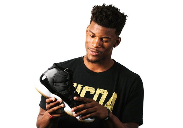 "#sneakers #news  Jimmy Butler And Jordan Brand Update Michael Jordan's ""Failure"" For Upcoming Ad"