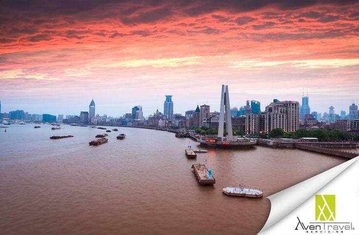 Federación de Shangai. Visítala! www.aventravel.com