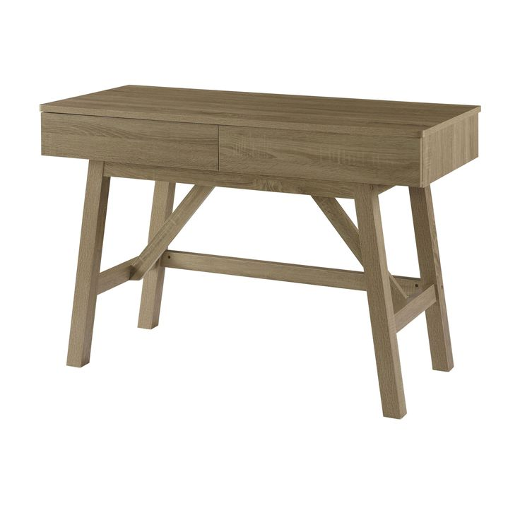 For Rustic, Convenient, And Compact Display And Work Space, The Dublin Desk  Is. Furniture OutletOnline ...