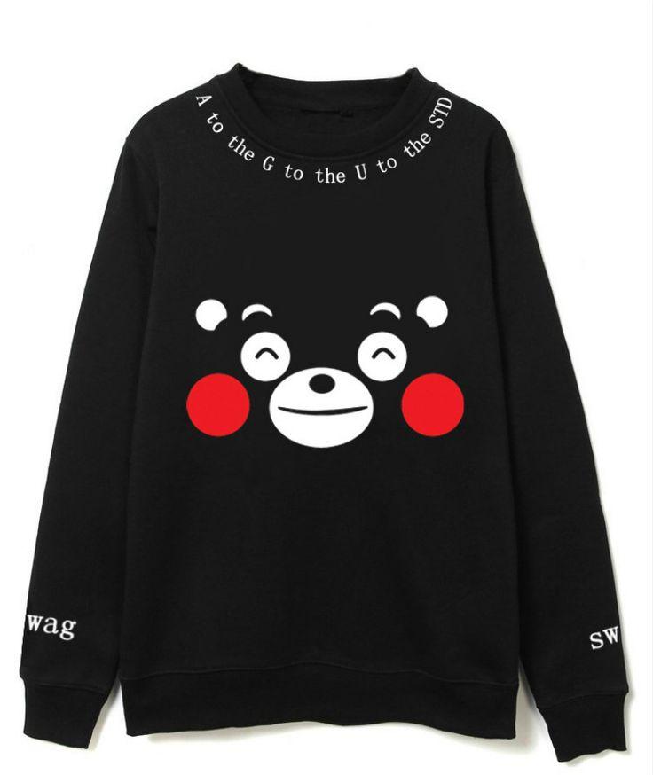 BTS Korean Version Sweatshirt