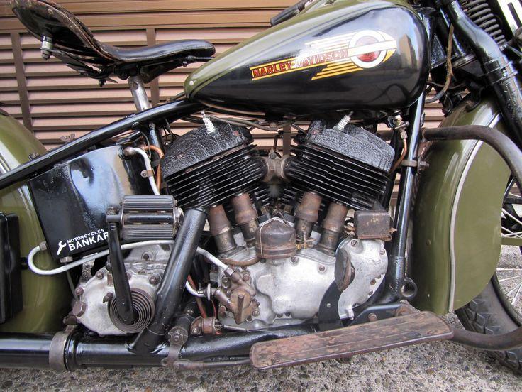 サイドバルブ エンジンw 39UH