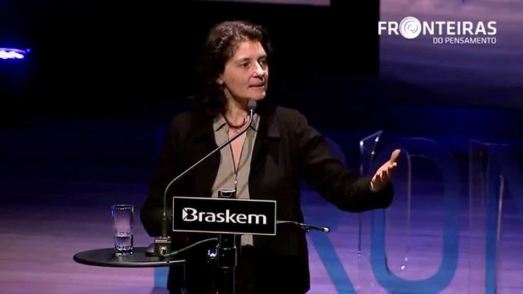 Suzana Herculano-Houzel - A evolução cognitiva e as revoluções tecnológicas