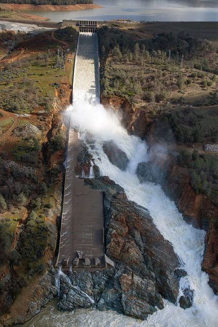 Last February, record storms and snowmelt threatened to overwhelm the two spillways of California's Oroville reservoir, the tallest dam in the United States. With less than an hour's notice, nearly 200,000 people were evacuated from downstream towns and cities. In the end, emergency measures prevented a full-scale catastrophe; California officials are now working feverishly to shore up the dam before next year's rainy season.
