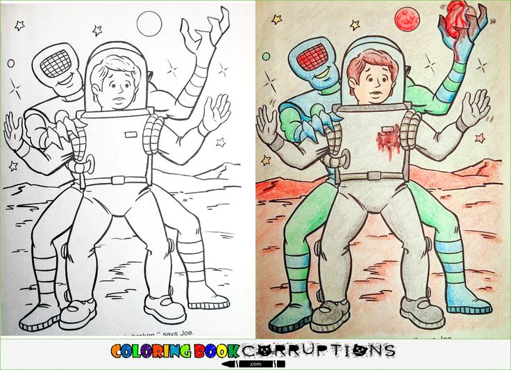 coloring book corruptions takes the wholesome and makes it dirty - Dirty Coloring Books