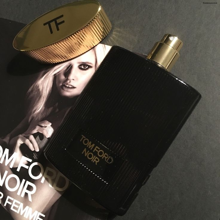 The Beauty Cove: IL PROFUMO: TOM FORD NOIR pour femme di TOM FORD