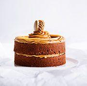 Gluten-Free Chocolate-and-Hazelnut Cake