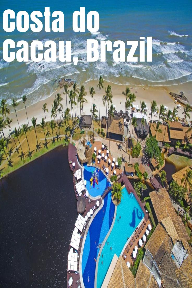O Cana Brava All Inclusive E Um Resort A Beira Mar Situado Em