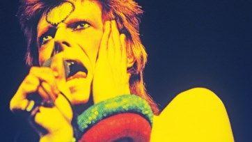 O caleidoscópio de David Bowie - PÚBLICO