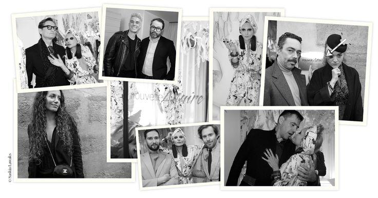 'Nouvelle Affaire', le nouveau concept de Pascal Humbert et Catherine Traoré, a invité leur amie de toujours Catherine Baba, à créer une collection capsule pour l'été 2013. C