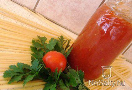 Ketchup házilag Andi konyhájából