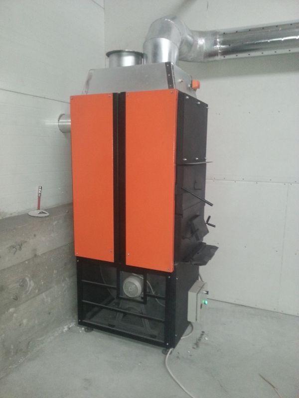 KronHeat - Generatoare de aer cald