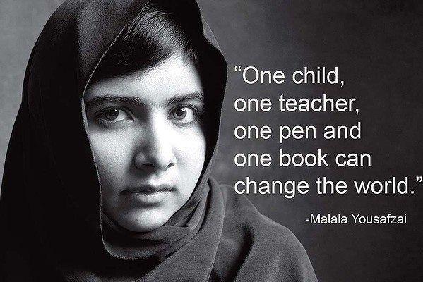 Ze verdient de Nobelprijs voor de Vrede