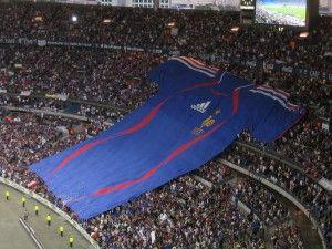 A 100 jours de la Coupe du Monde au Brésil, l'équipe de France affronte les Pays-Bas ce mercredi au Stade de France. L'occasion pour Didier Deschamps de tester les petits nouveaux appelés récemment et de garder l'état d'esprit qui avait permis la qualification pour le Mondial lors du match retour contre l'Ukraine en novembre 2013.