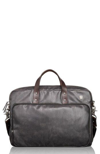 T-Tech by Tumi 'Forge - Newmont' Portfolio available at #Nordstrom