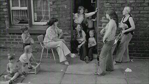 BBC Video - Images of life in 1970s Everton