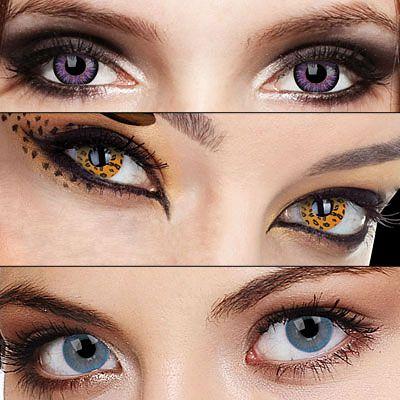 Lenti colorate, lenti effetti speciali e posta lenti da portare sempre con te! Guarda come cambiare il tuo sguardo in poco tempo! In OMAGGIO con ogni paio di lenti acquistato, una soluzione per te: