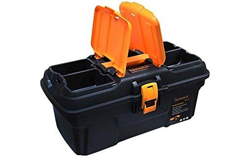 Plastic Tool Box with Organizer | Hand Tool Kits Home Improvement Multitools and Accessories Tool Organisers Hand Tools Power and Hand Tools | Best news and deals!