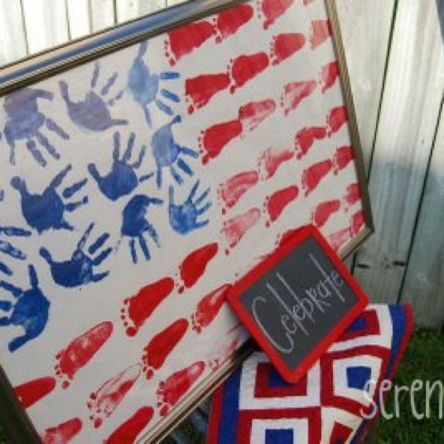 Great 4th of July idea for my students!