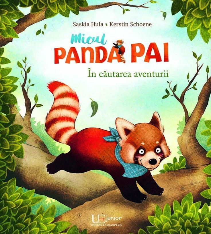 In cautarea aventurii Intr-o zi, micul Panda Pai considera ca a crescut destul de mare pentru a pleca in cautarea aventurii. Asa ca incepe sa exploreze lumea care se intinde dincolo de casa lui din parcul natural. Nu trece mult si incepe sa alerge, intreband fiecare animal cum sa gaseasca drumul sp...