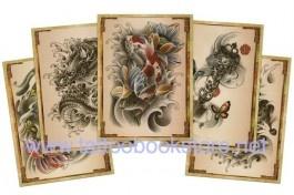 Chinese Style Tattoo Flash book 2 | Tattoo design books,tattoo magazine and tattoo flash books