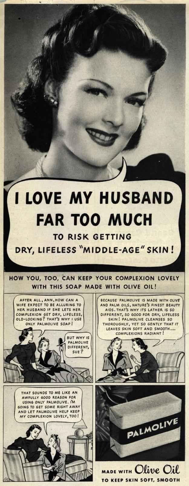 10 More Retro Ads That Made Women Look Like Idiots - BuzzFeed Mobile