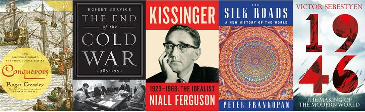 7 Recent Books to Round Out Your Understanding of the World