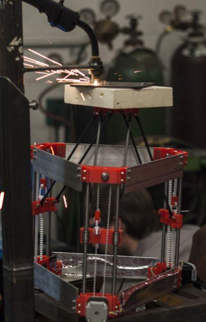 3ders.org - Scientists build a $1,500 open-source 3D metal printer | 3D Printer News & 3D Printing News