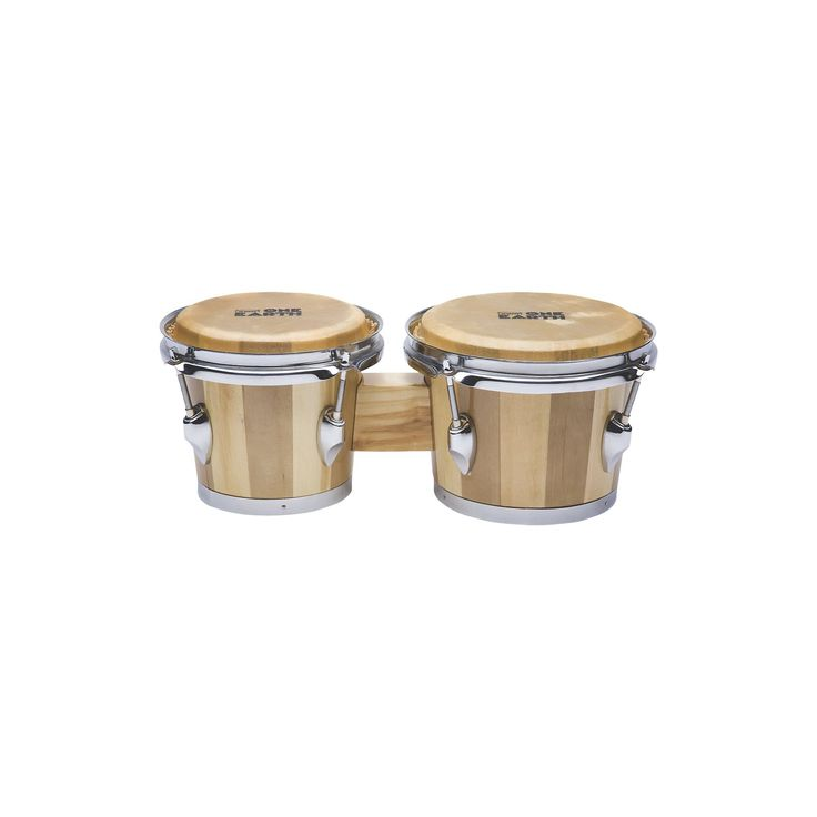 Union One Earth Bongo Drums - Brown (DRSUB1)