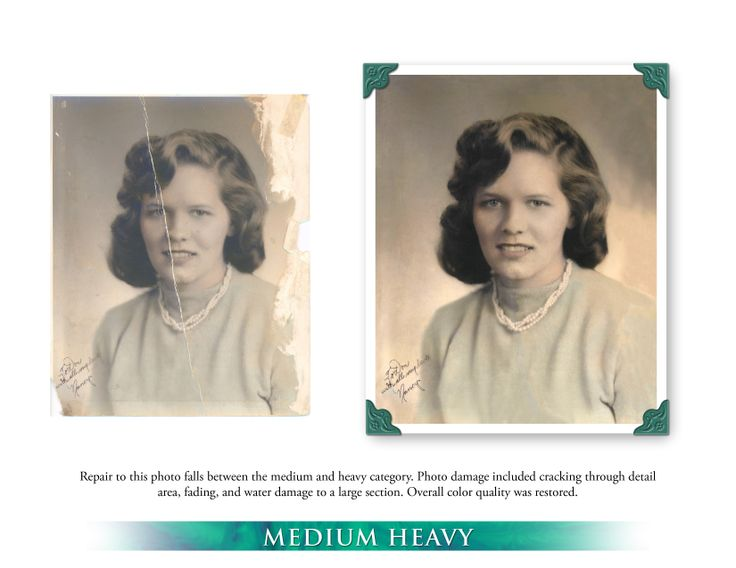 Picture Restoration by Restore.TV #photo #history #restoration #ancestry #roots #family #old