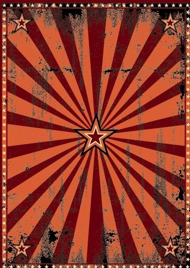 circus background | Vintage circus background vector graphic 04