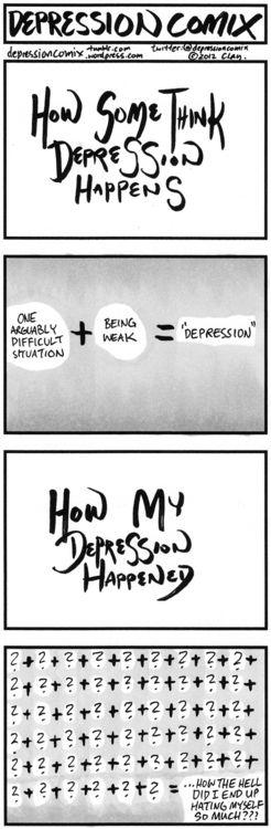 depression comix #84