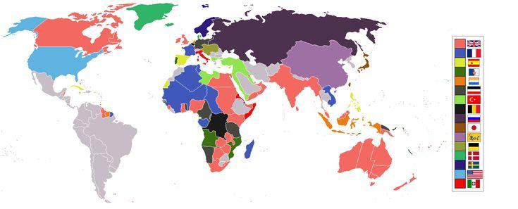 6) de moderne vorm van imperialisme die verband hield met de industrialisatie