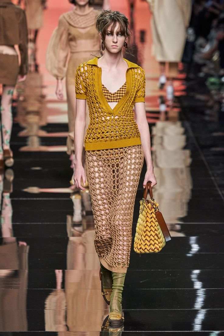 Fendi Spring 2020 Ready-to-Wear collection