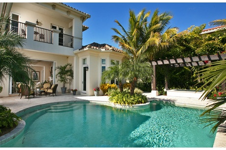 Classic Florida style! New homes in Naples, FL by London Bay Homes.