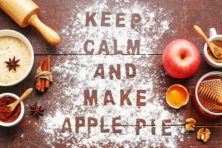 """EVERYTHING COOL WITH APPLE PIE, ON MAY 13TH IS NATIONAL APPLE PIE DAY EVEN THOUGH APPLE PIE HAS BEEN AROUND SINCE BEFORE AMERICA WAS BORN SOMEHOW THE DELICIOUS DESERT HAS BECOME INGRAINED IN AMERICA CULTURE. DURING WORLD WAR II SOLDIERS WERE QUOTED SAYING WE FIGHT FOR """"MOM AND APPLE PIE"""".   #alamode #apple #applepie #applepieand icecream #dessert #NationalApplePieDay #pie"""