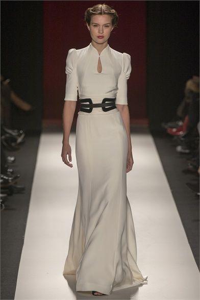 Carolina Herrera - Collections Fall Winter 2013-14 - Shows - Vogue.it