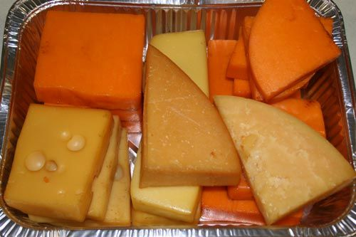 How to Smoke cheese....make sure to wrap and store in the fridge for at least a week for a good strong smoke flavor.