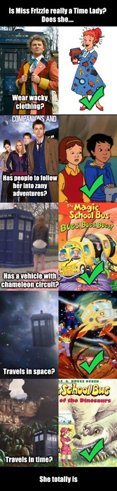 I knew it!: Timelord, Doctors Who, School Buses, Magic Schools Buses, Rivers Songs, Awesome Pin, British Fandom, River Songs, Time Lord