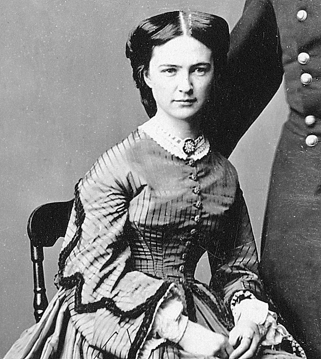 Image result for libbie custer color photos