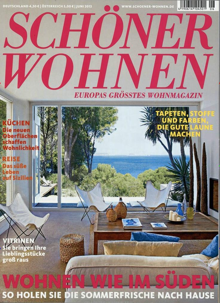 SCHÖNER WOHNEN Heft 06/2013