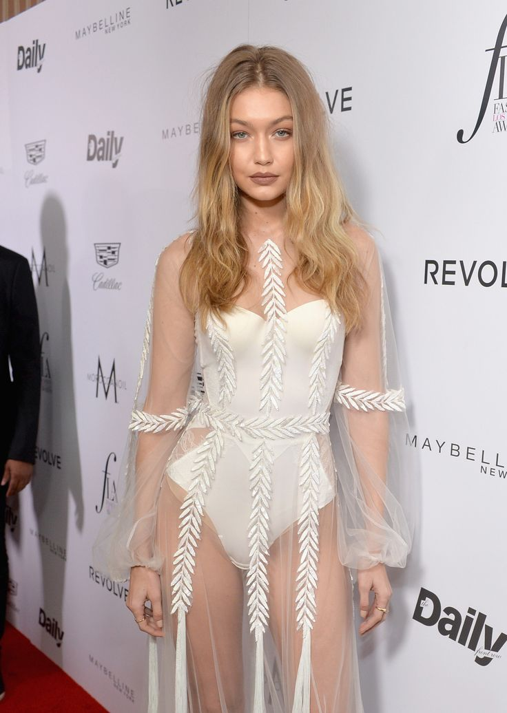 Gigi Hadid attends the Daily Front Row 'Fashion Los Angeles Awards' at Sunset Tower Hotel on March 20, 2016 in West Hollywood, California