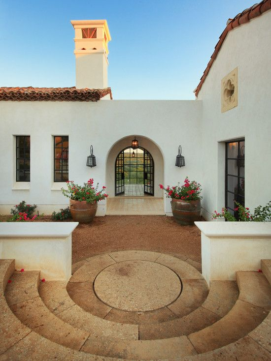 How To Create Modern House Exterior And Interior Design In Spanish Style