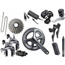 Shimano Ultegra Di2 Group Set 6870 2x11 - Internal Cable Routing - www.store-bike.com