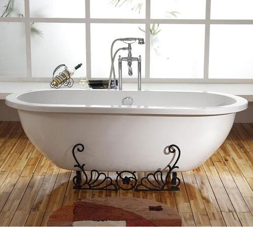 17 best antique bathtubs images on pinterest soaking. Black Bedroom Furniture Sets. Home Design Ideas