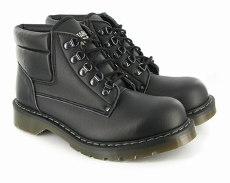 Airseal Safety Boot MK2 Black - Hiking Boots / Safety Boots