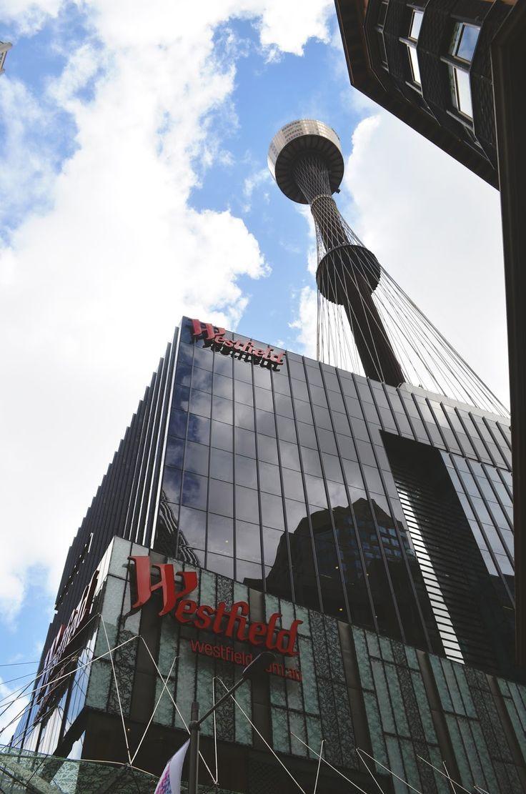 Sydney Westfield Tower Eye Travel
